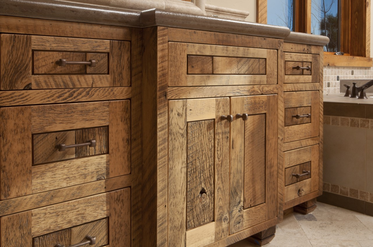 Amish Crafted Cabinets | Legacy Lumber by Habegger's