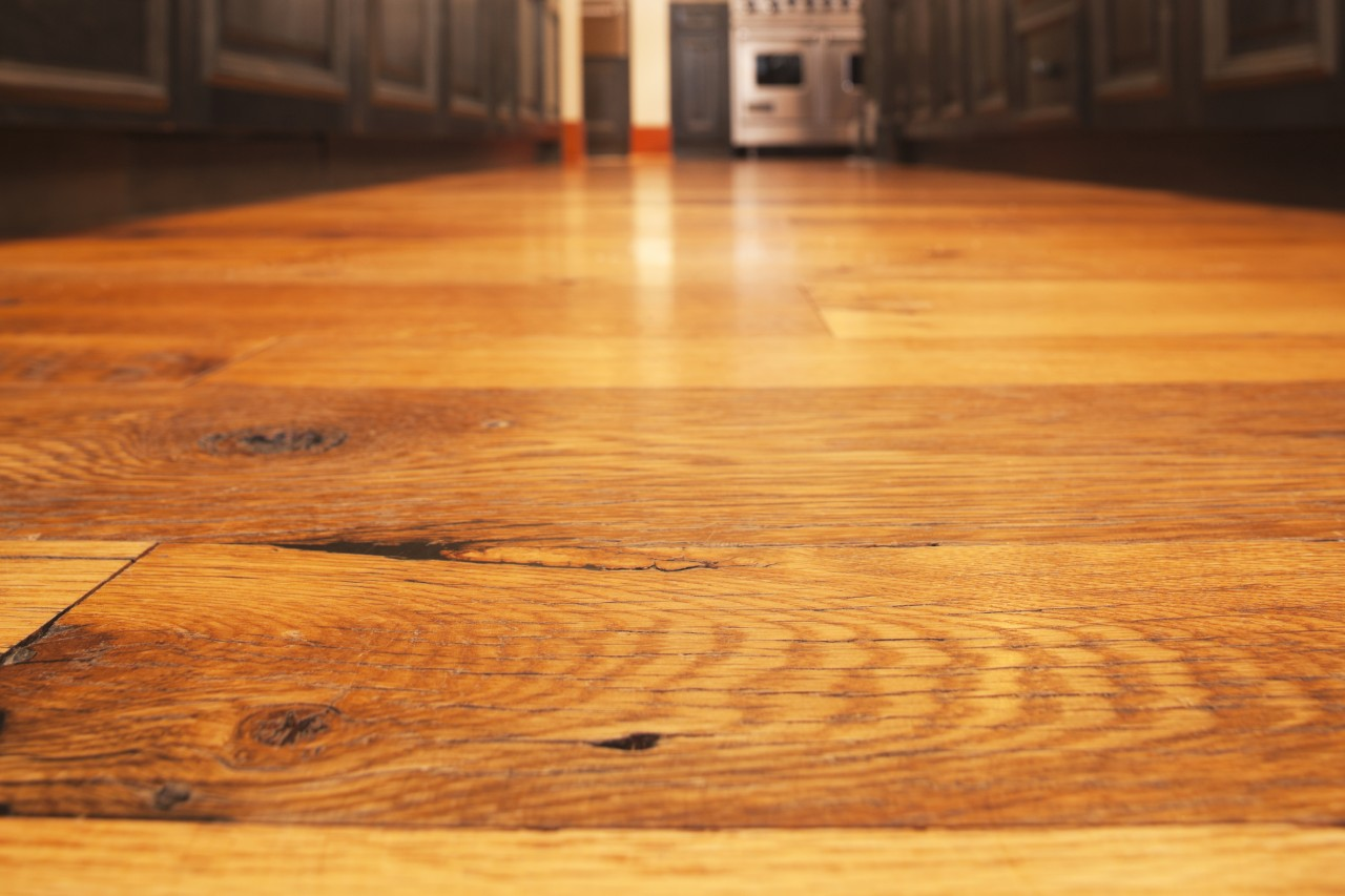 Reclaimed Rustic Oak Planed Is 100 Recycled And Eligible For Leed Credits